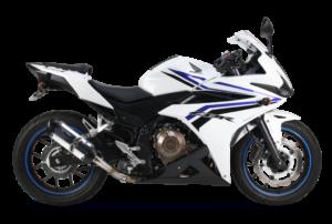 Honda CBR500R Slip-On Systems (2016-2017)