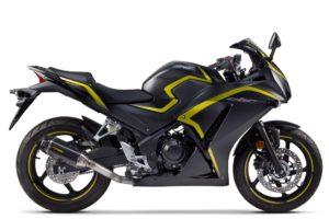 Honda CBR300R/F Tarmac Slip-On System (2015-2017)