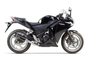 Honda CBR250R Tarmac Slip-On System (2011-2014)