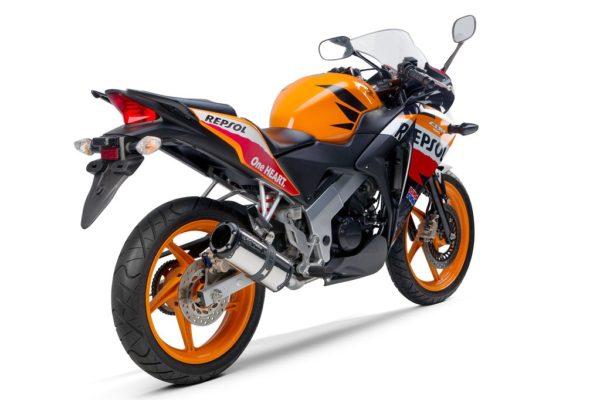 Honda CBR150R M2 Full System (2013)