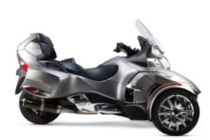 Can-Am Spyder RT S1R Slip-On System (2014-2019)