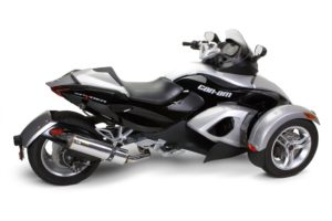 Can-Am Spyder RS Single Slip-On Systems (2008-2012)
