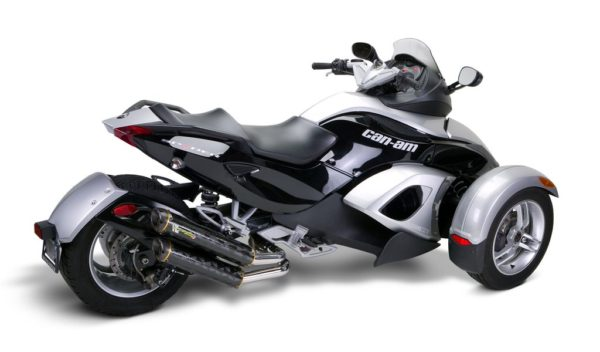 Can-Am Spyder RS Dual Slip-On Systems (2008-2012)