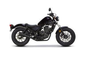 Honda Rebel 300 / 500 Comp-S Slip-On System (2017-2019)