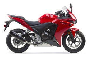 Honda CBR500R / CBR500F / CBR500X M2 Slip-On System (2013-2015)