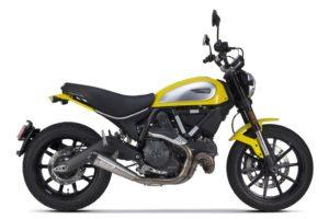 Ducati Scrambler Comp Slip-On Exhaust (2015-2019)